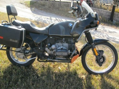 1992 BMW R-Series Black craigslist