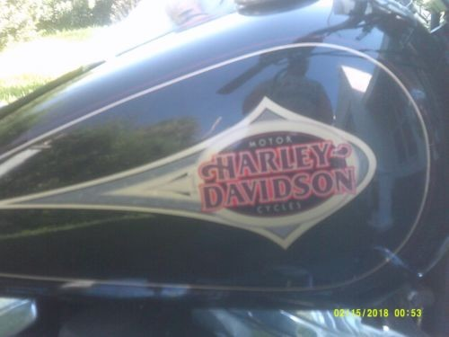 1992 Harley-Davidson Other Black for sale
