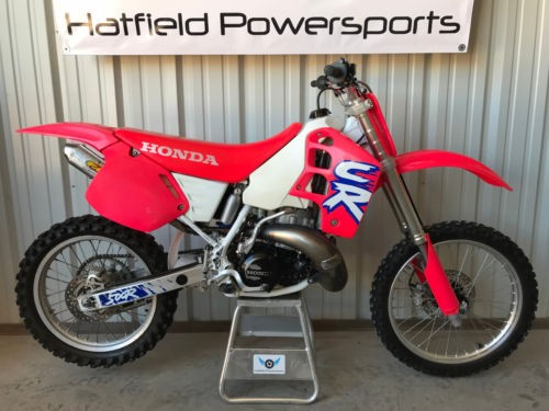 1992 Honda CR Red for sale craigslist
