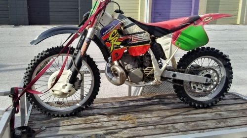 1992 Honda CR Red for sale