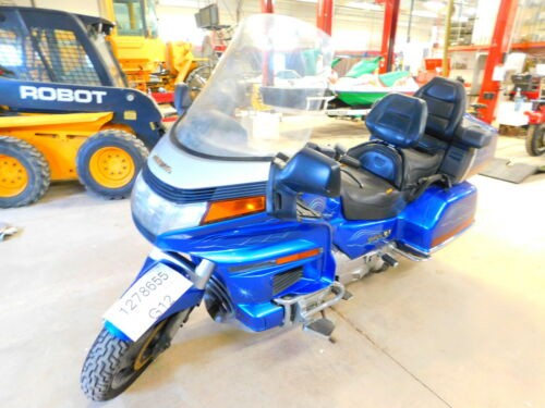 1992 Honda Gold Wing Blue for sale
