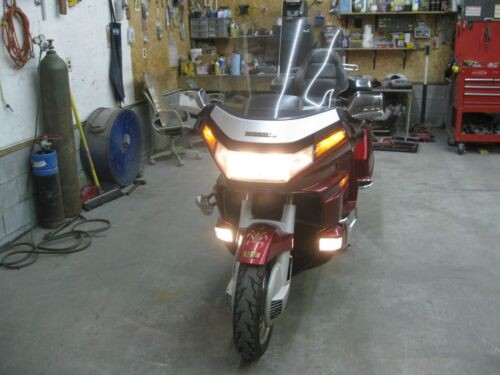 1992 Honda Gold Wing Red for sale craigslist
