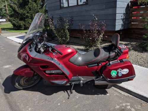 1992 Honda ST 1100 Red for sale