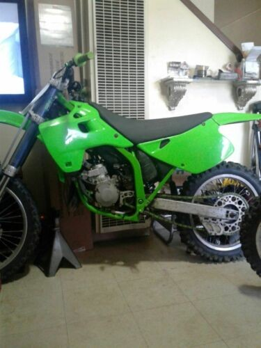 1992 Kawasaki KX for sale craigslist