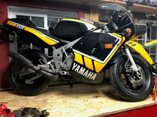 1992 Yamaha Other Black photo