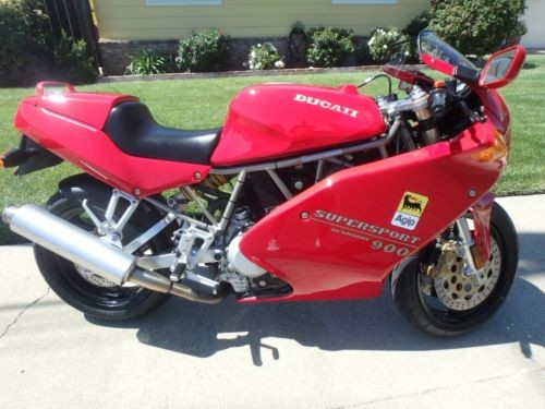 1993 Ducati Superbike Red for sale