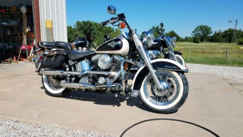 1993 Harley-Davidson Touring Tan for sale