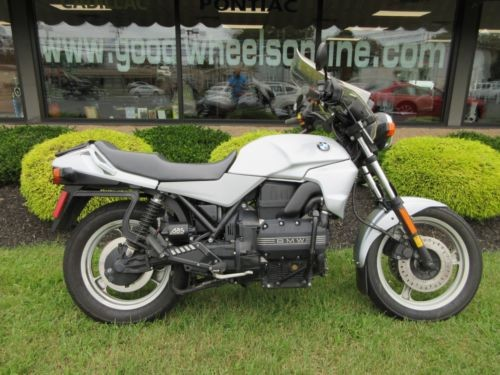 1995 BMW K-Series Silver for sale
