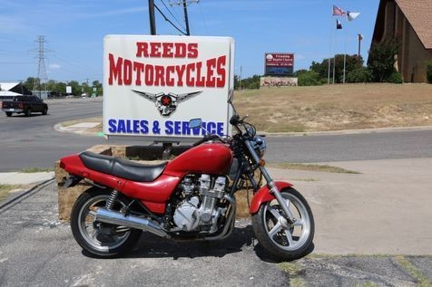 1995 Honda CB Red photo