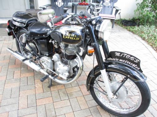 1995 Royal Enfield Bullet Black craigslist