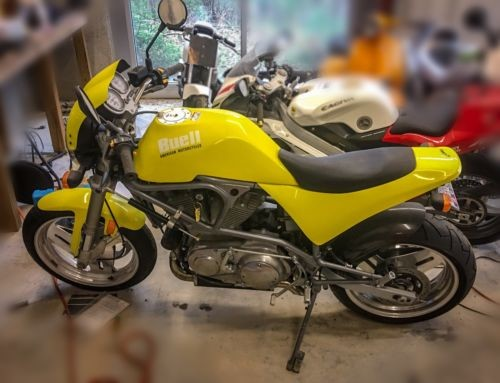1996 Buell Lightning Yellow for sale craigslist