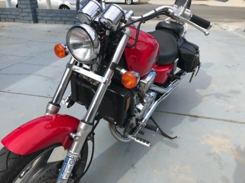 1996 Honda Magna Red for sale craigslist