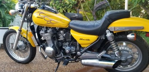 1996 Kawasaki ZL600B ELIMINATOR Yellow craigslist