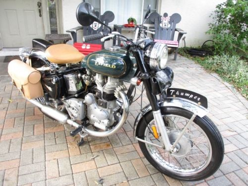 1996 Royal Enfield Bullet Black photo