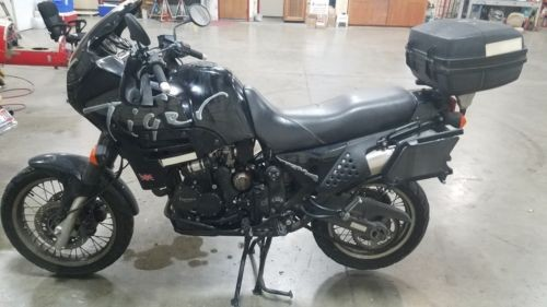 1996 Triumph Tiger Black for sale