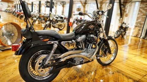 1997 Harley-Davidson Sportster Black for sale craigslist