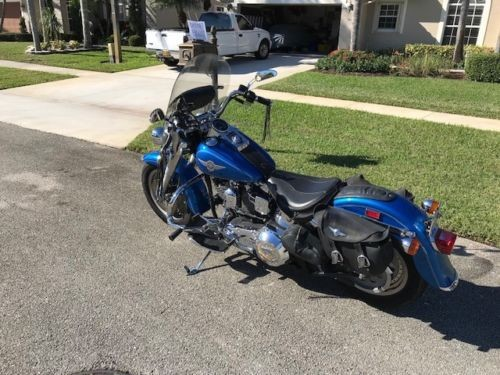 1997 Harley-Davidson Street Blue photo