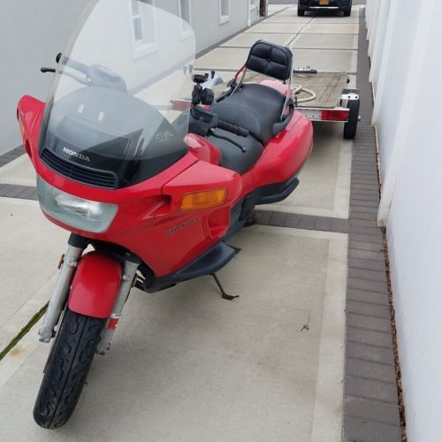 1997 Honda Pacific Coast PC800 Red for sale