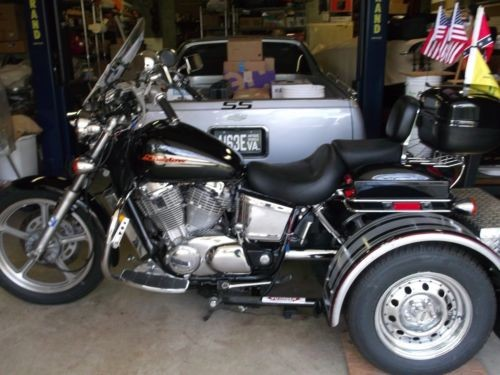 1997 Honda VT1100 Black for sale craigslist