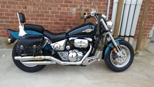 1997 Suzuki Marauder GREEN AND BLACK craigslist