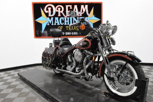 1998 Harley-Davidson FLSTS - Heritage Springer -- Black for sale