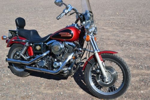 1998 Harley-Davidson Other Red for sale