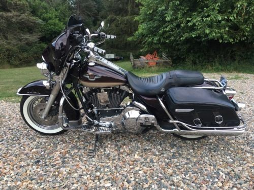 1998 Harley-Davidson Touring Burgundy for sale craigslist