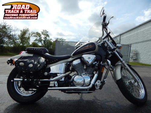 1998 Honda Shadow VLX-600 -- Black for sale craigslist