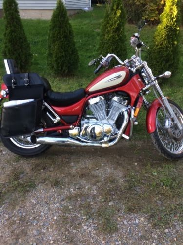 1998 Suzuki Intruder Red for sale