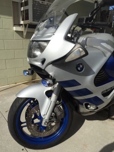 1999 BMW K-Series Blue and silver for sale