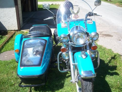 1999 Harley-Davidson Sportster Aqua Blue for sale
