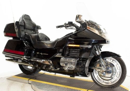 1999 Honda Gold Wing Black for sale