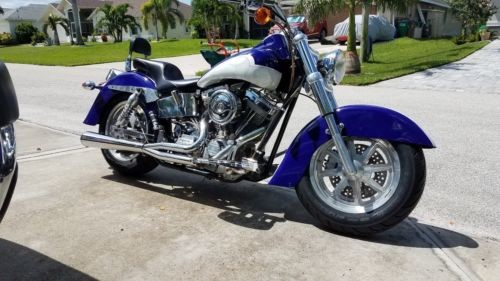 2000 Custom Built Motorcycles Pro Street Purple for sale
