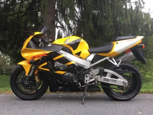 2000 Honda CBR Yellow for sale craigslist