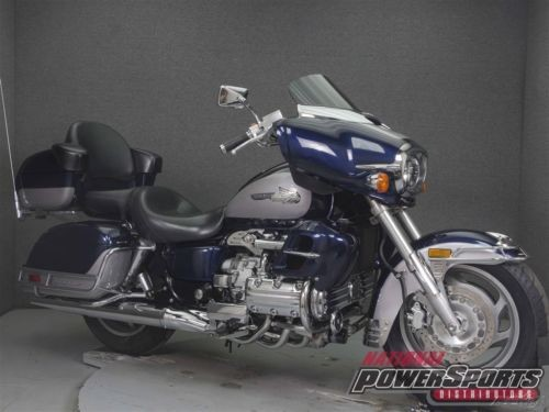2000 Honda GL1500 VALKYRIE 1500 INTERSTATE Black craigslist