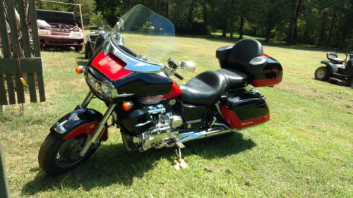 2000 Honda Valkyrie Red/Black for sale craigslist