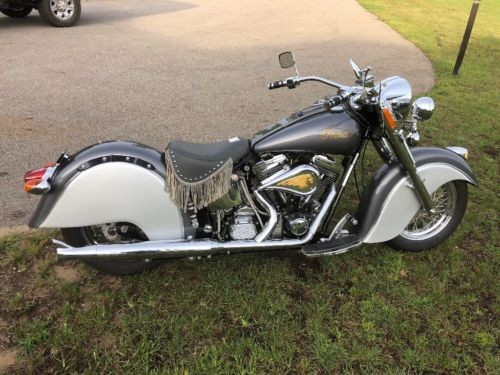 2000 Indian Chief Silver for sale