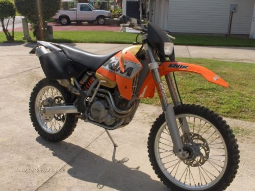 2000 KTM EXC for sale