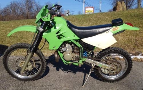 2000 Kawasaki KDX for sale craigslist