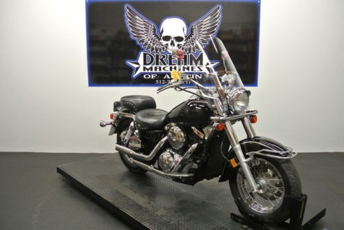 2000 Kawasaki Vulcan 1500 Classic VN1500 -- Black for sale
