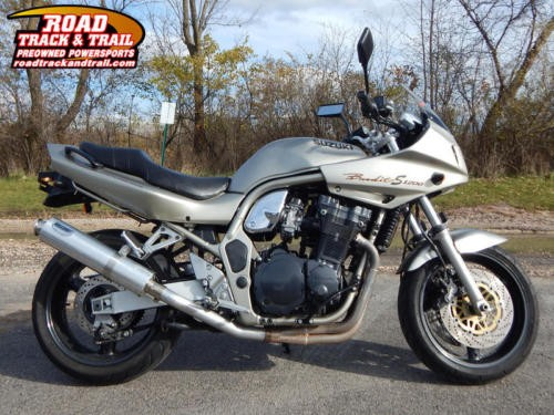 2000 Suzuki Bandit 1200S -- Tan for sale craigslist