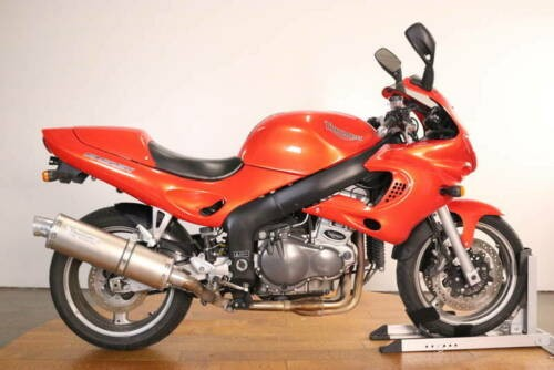 2000 Triumph Sprint -- Orange photo