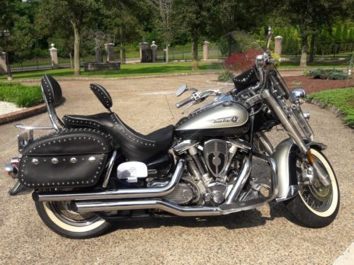 2000 Yamaha Road Star Light Greenish Gray Metallic for sale