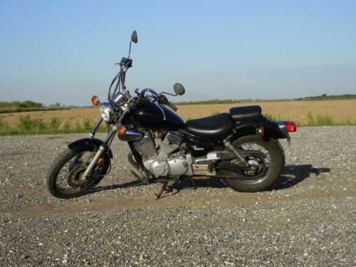 2000 Yamaha Virago Black for sale craigslist