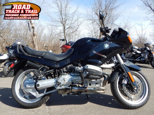 2001 BMW R 1100 RS -- Black for sale