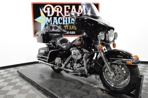 2001 Harley-Davidson FLHTC - Electra Glide Classic Managers Special -- Black for sale
