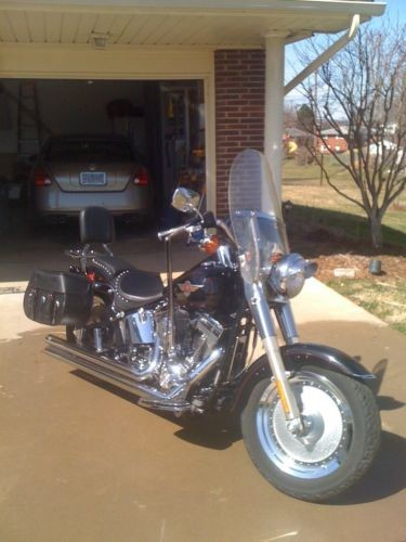 2001 Harley-Davidson Softail Black for sale craigslist