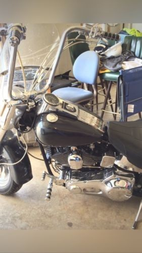 2001 Harley-Davidson Softail Gray for sale