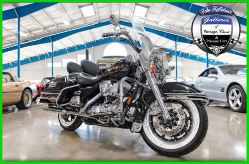 2001 Harley-Davidson Touring Black for sale craigslist