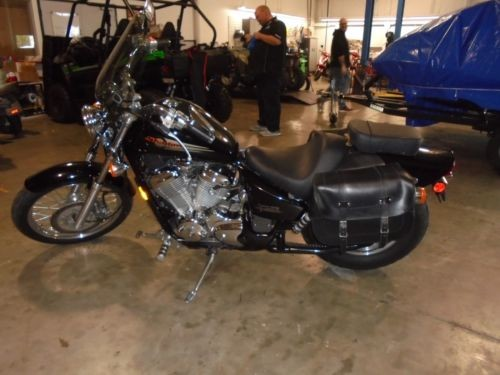 2001 Honda Shadow Black for sale